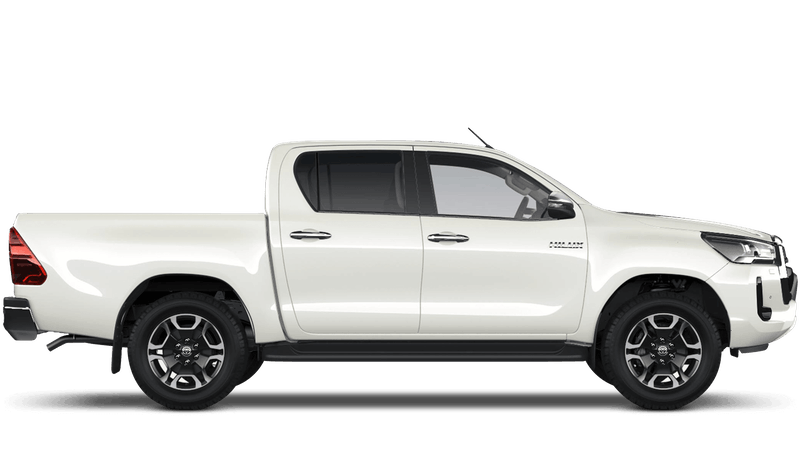 White Pearl (Pearlescent) New Toyota Hilux