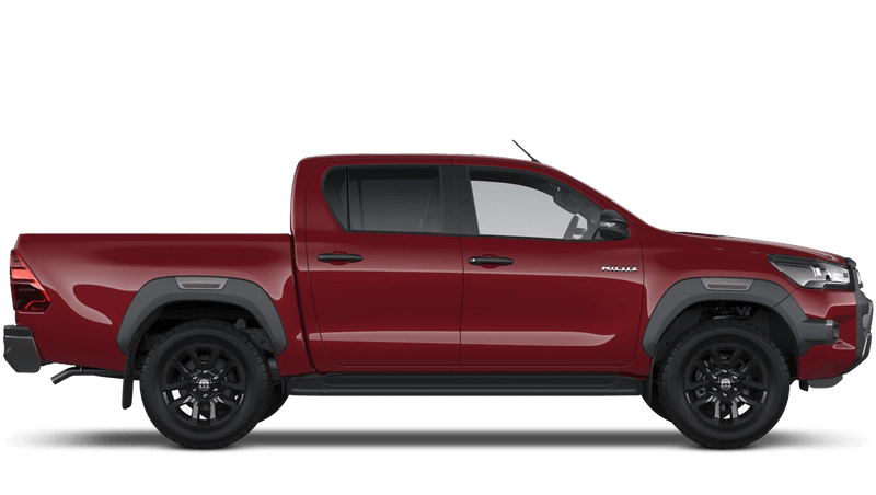 Crimson Spark (Metallic) New Toyota Hilux