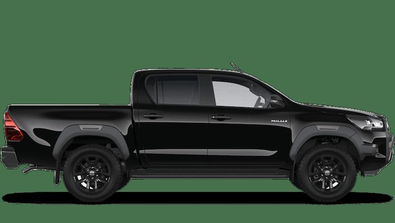 Galaxy Black (Metallic) New Toyota Hilux