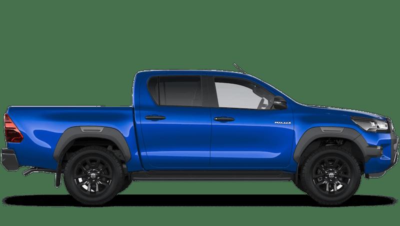 Nebula Blue (Metallic) New Toyota Hilux