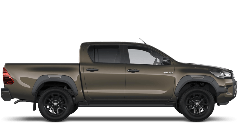 Titan Bronze (Metallic) New Toyota Hilux