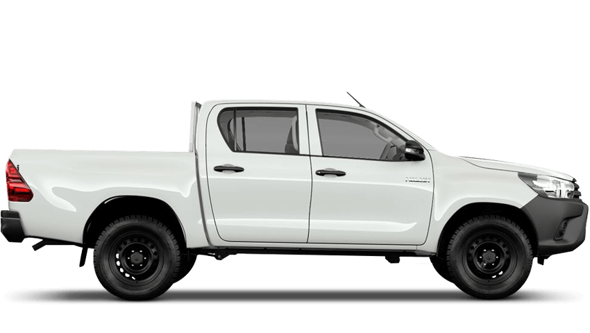 Toyota Hilux Active Business Contract Hire