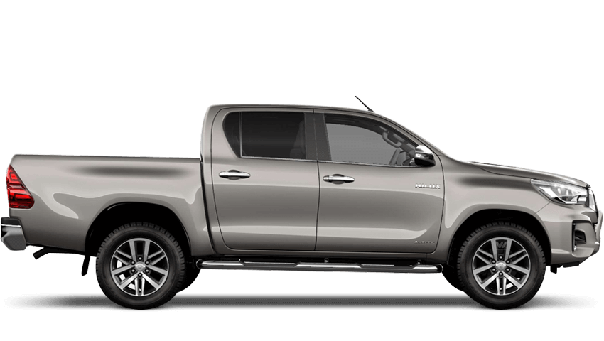 Toyota Business: Hilux Invincible X with Maintenance
