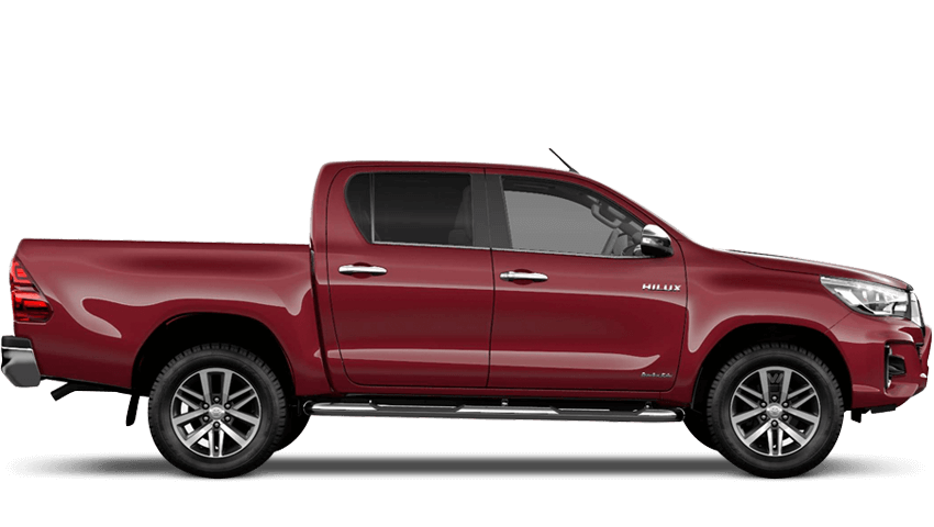 Toyota Business: Toyota Hilux Invincible X