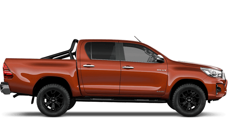 Toyota Hilux Invincible X Limited Edition