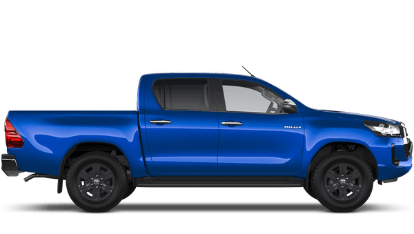 2.4 D-4D 150 DIN hp Icon 4WD 3.5t Double Cab