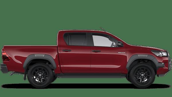 2.8 D-4D 204 DIN hp Invincible X 4WD