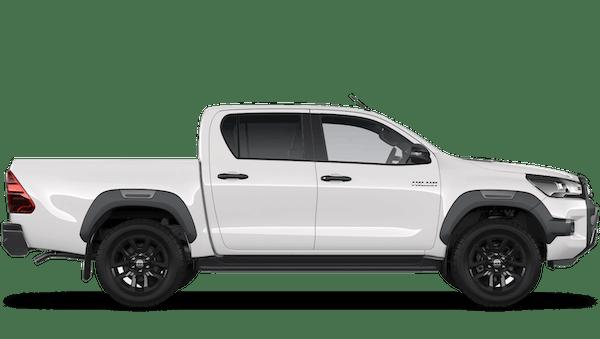 2.8 D-4D 204 DIN hp Invincible X 4WD Auto