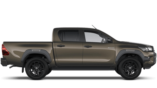 Toyota New Hilux Business Offers