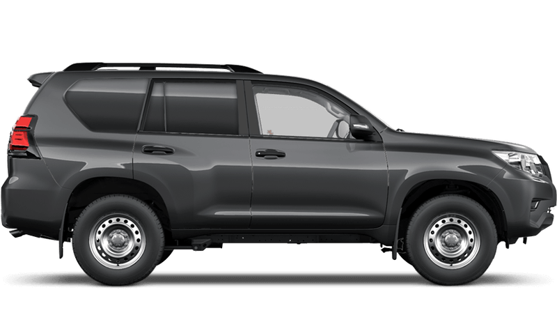 Decuma Grey (Metallic) Toyota Land Cruiser Commercial