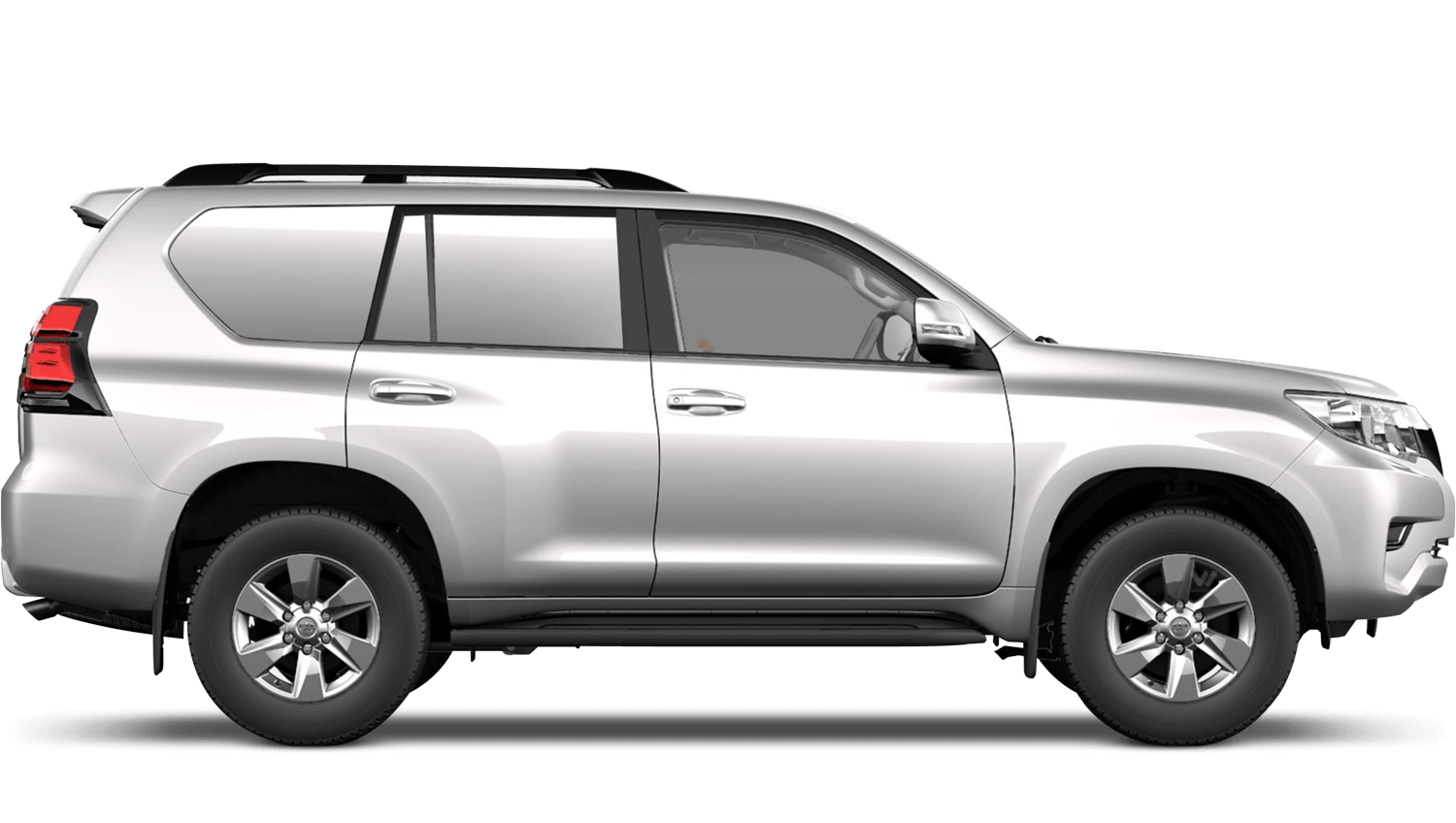 Land Cruiser Commercial Active From £371 + VAT Per Month*