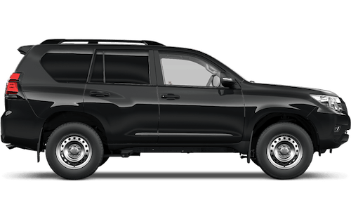 Toyota Land Cruiser Commercial 2876