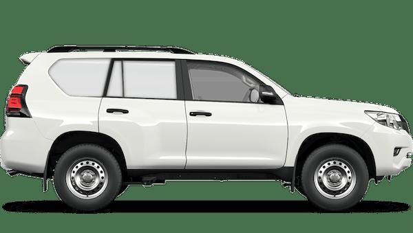 2.8 D-4D 177 DIN hp Utility 4WD SWB