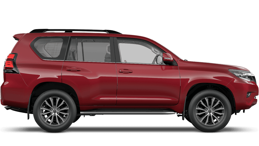 Toyota Land Cruiser Icon