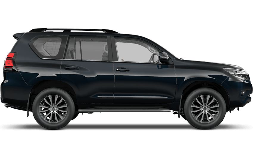 Land Cruiser New Car Offers
