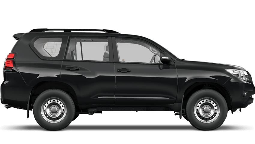 Land Cruiser Utility Business Offer