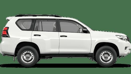 Toyota Land Cruiser Brochure