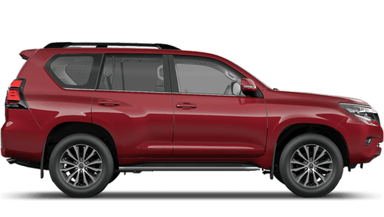 Toyota Land Cruiser Business Offers