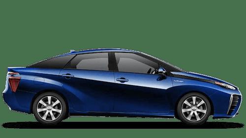 All New Toyota Mirai 2067