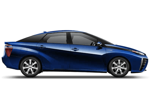 All New Toyota Mirai Brochure
