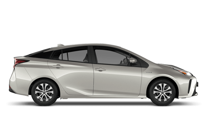 Autumn Silver (Metallic) Toyota Prius