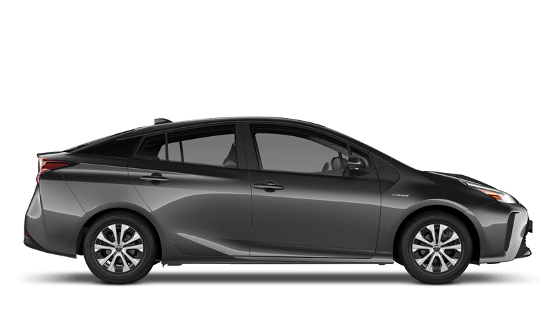 Decuma Grey (Metallic) Toyota Prius