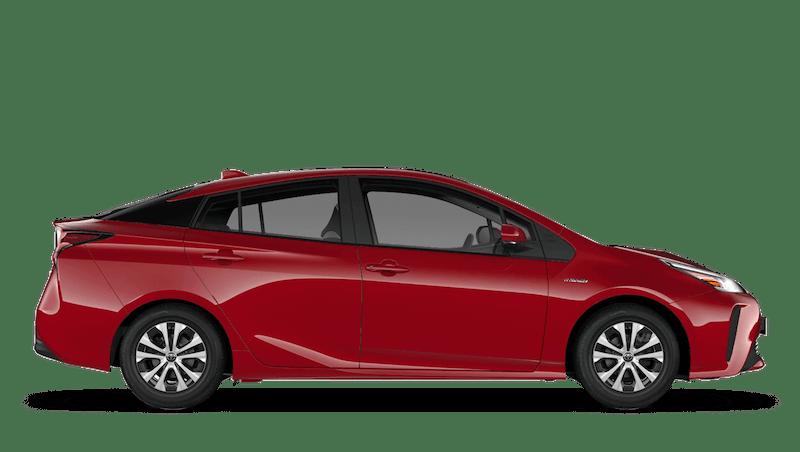 Scarlet Flare (Metallic) Toyota Prius