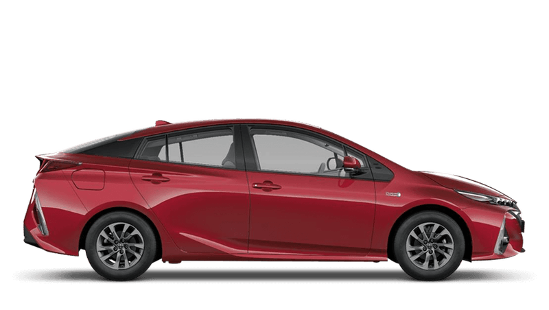 Hypersonic Red (Pearl) Toyota Prius Plug-in