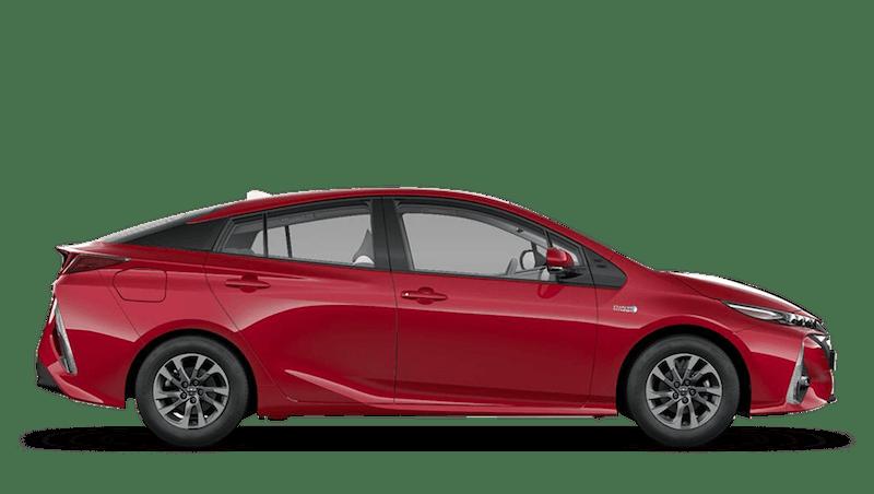 Scarlet Flare (Metallic) Toyota Prius Plug-in