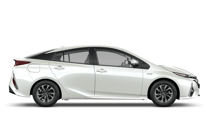 White Pearl (Pearl) Toyota Prius Plug-in