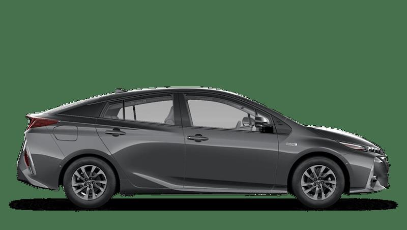 Decuma Grey (Metallic) Toyota Prius Plug-in