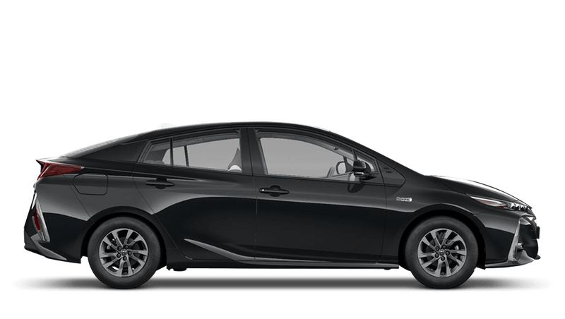 Galaxy Black (Metallic) Toyota Prius Plug-in