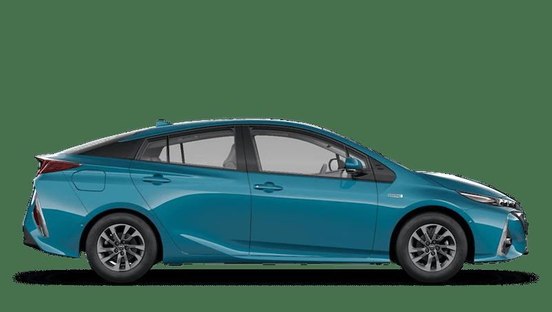Spirited Aqua (Metallic) Toyota Prius Plug-in
