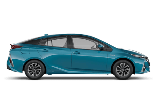 Toyota All New Prius Plug-in