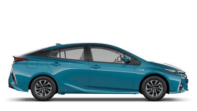 Toyota Prius Plug-in Excel