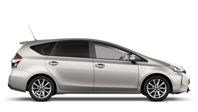 Autumn Silver (Metallic) Toyota Prius+