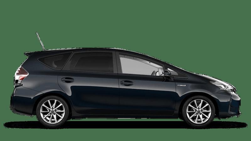 Phantom Blue (Metallic) Toyota Prius+