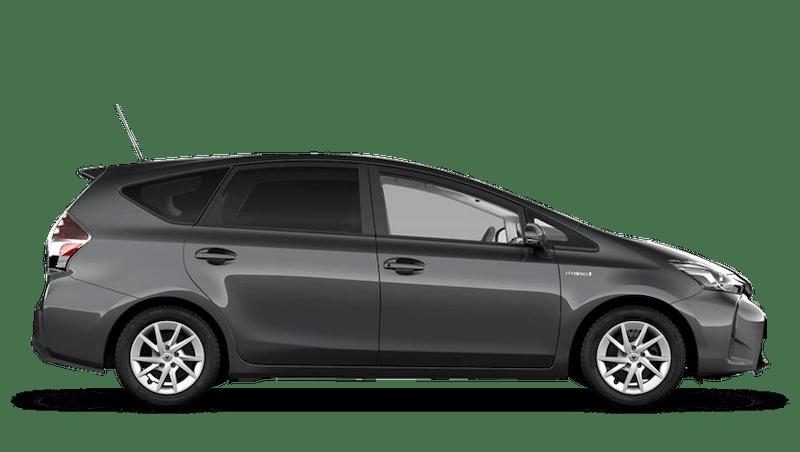 Decuma Grey (Metallic) Toyota Prius+