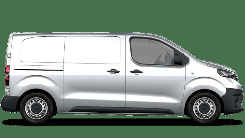 Aluminium Silver (Metallic) Toyota PROACE