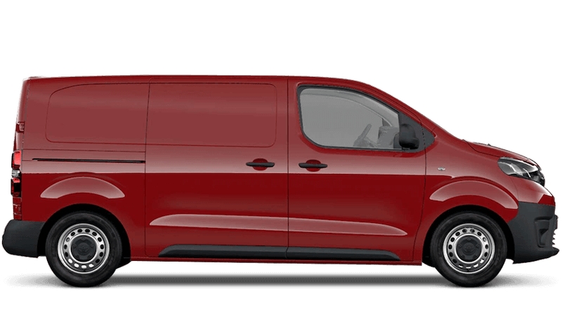 Blazing Red (Solid) Toyota Proace