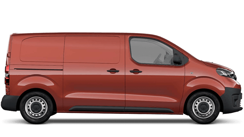 Ember Orange (Metallic) Toyota PROACE
