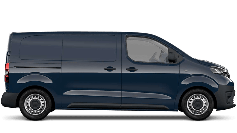 Marina Blue (Solid) Toyota Proace