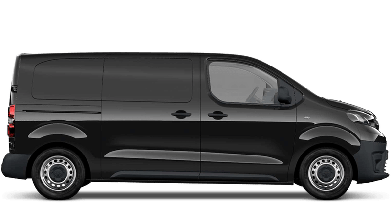 Storm Black (Solid) Toyota Proace