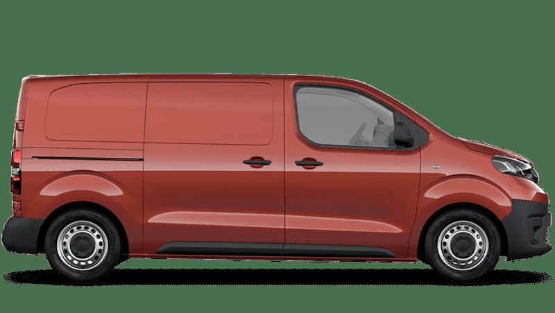 Ember Orange (Metallic) Toyota PROACE