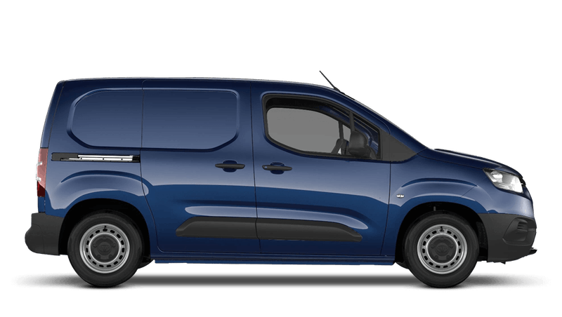 Night Blue (Metallic) Toyota Proace City