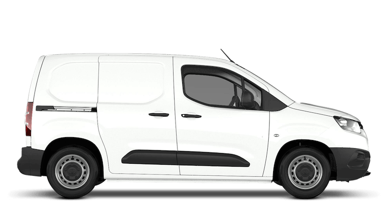 Vivid White (Solid) New Toyota Proace City