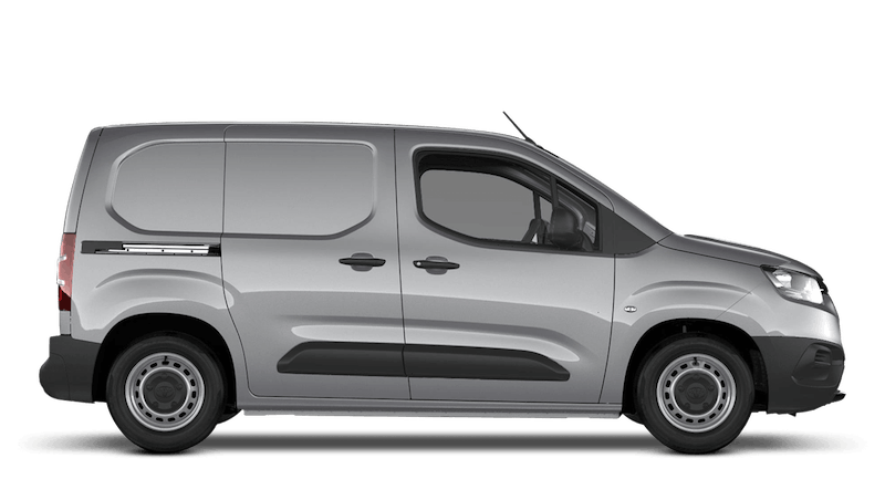 Silver Shadow (Metallic) Toyota Proace City