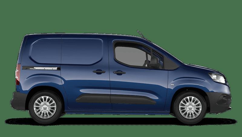 Night Blue (Metallic) Toyota Proace City