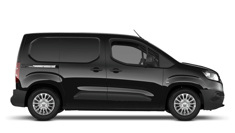 Storm Black (Solid) Toyota Proace City