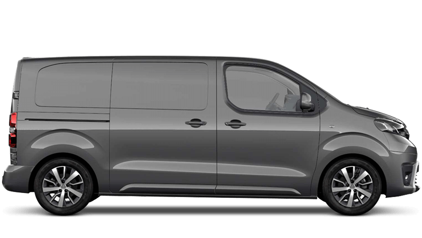 Falcon Grey (Metallic) Toyota Proace